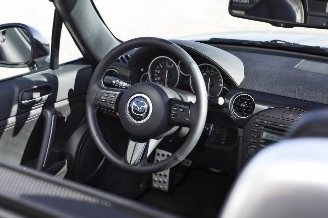 обновленный Mazda MX-5