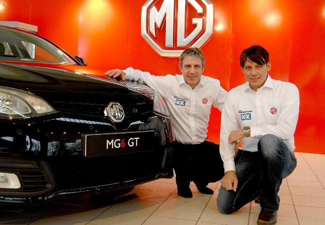 MG 6 BTCC