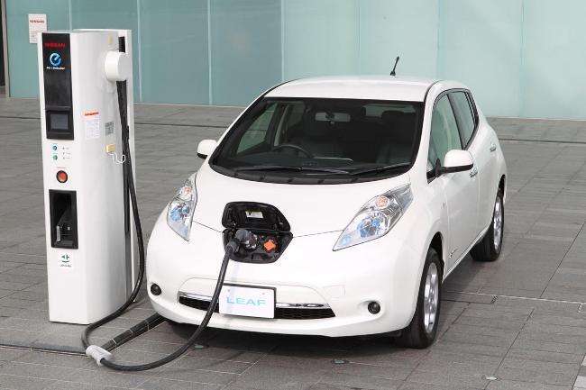 Обновленный Nissan Leaf