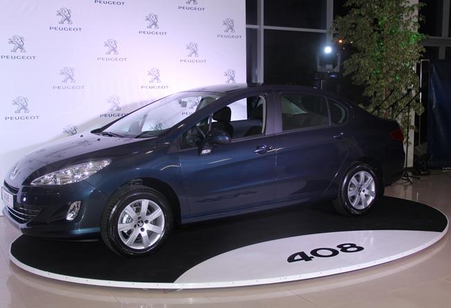 Новый Peugeot 408