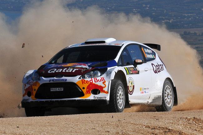M-Sport и Ford, чемпионат мира по ралли