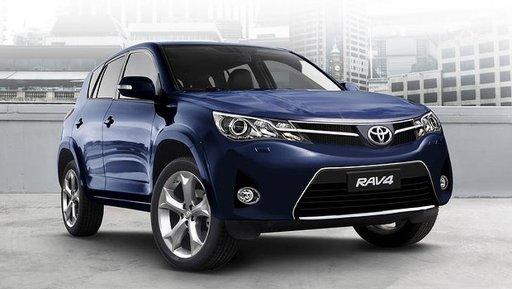 Toyota RAV4 нового поколения