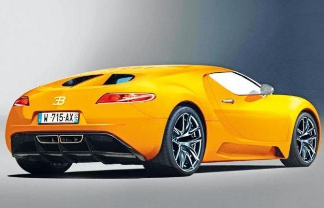 фото Bugatti Veyron 1600