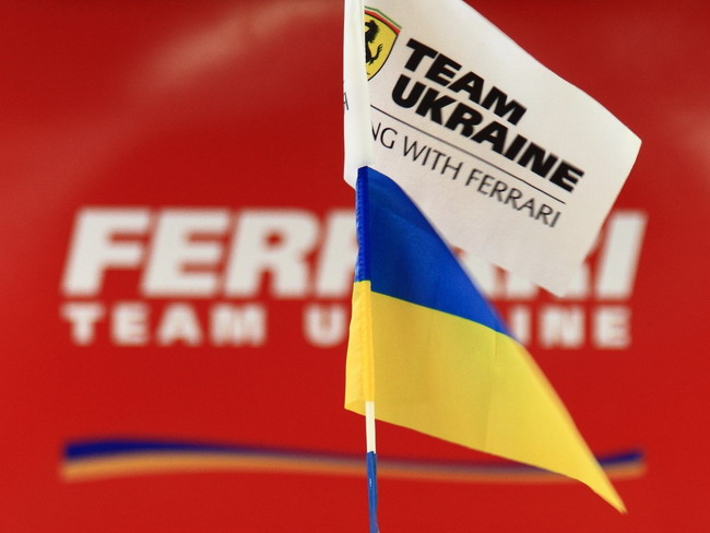 Сражения Team Ukraine racing with Ferrari за чемпионство