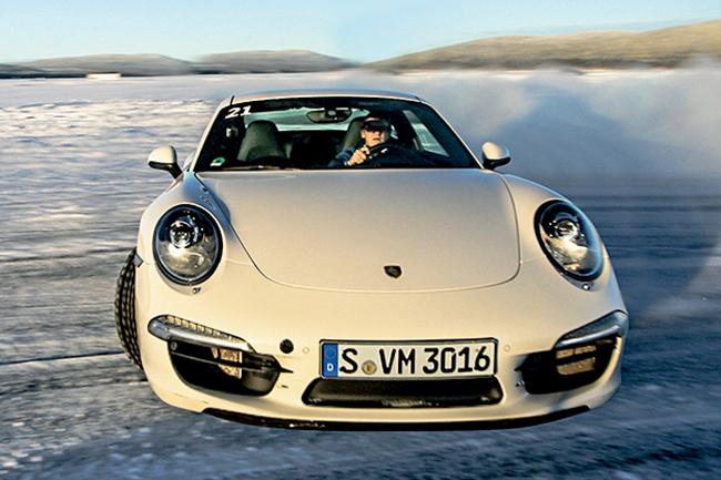 Тренинг Porsche Driving Experience