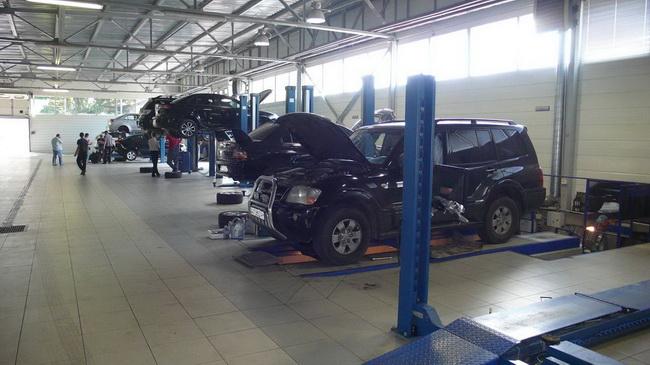 Индекс удовлетворенности клиентов Mitsubishi Motors в Украине