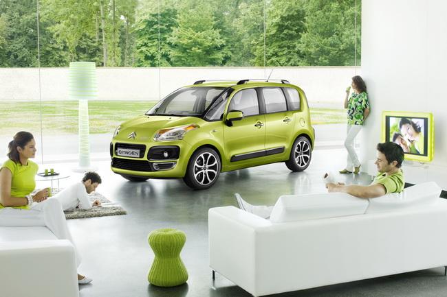 подарки для покупателей автомобилей Citroen