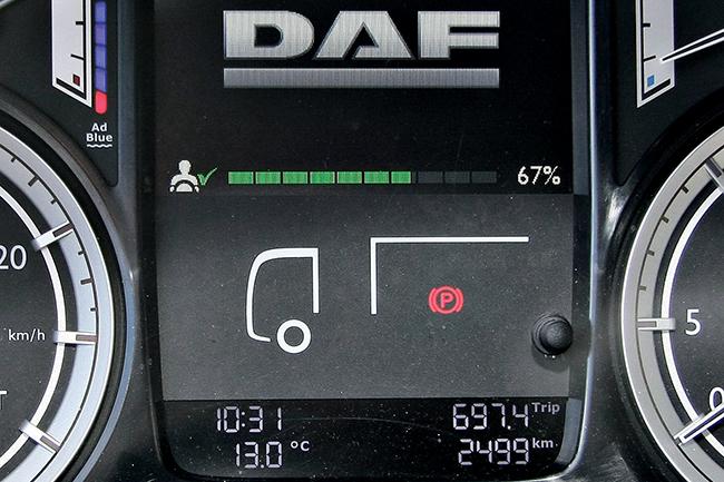 Тест-драйв DAF LF и CF Евро 6