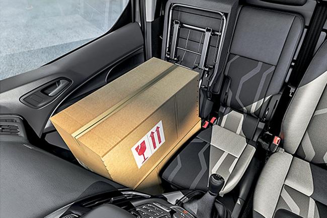 Тест-драйв Ford Transit Connect