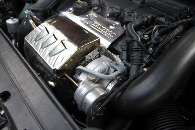 тест-драйв Peugeot RCZ R