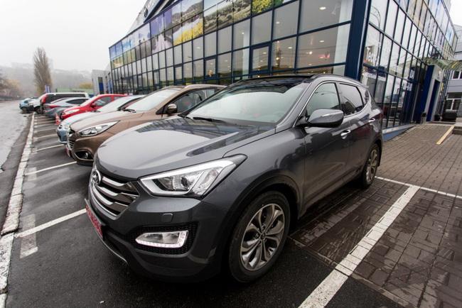 «Тест-драйв Hyundai в твоем городе»