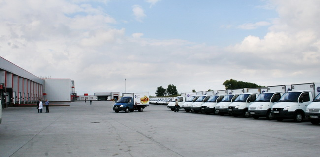 «АИС» открыла склад запчастей на «Кулиничах»
