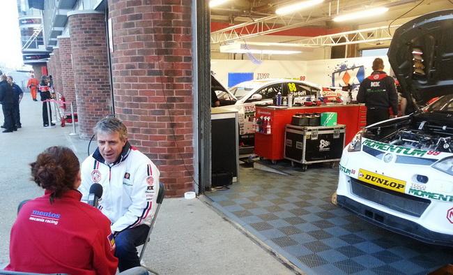 MG планирует завоевать золото в гонках ВТСС 2014 года