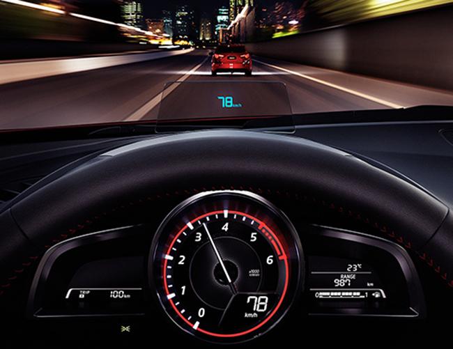 цена на новую Mazda3