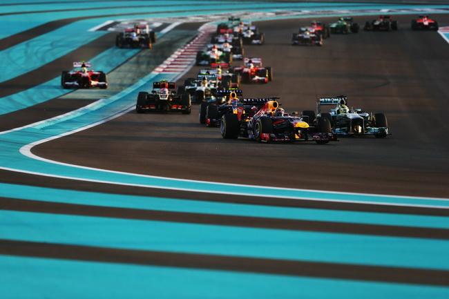 Формула 1: Итоги сезона 2013 года