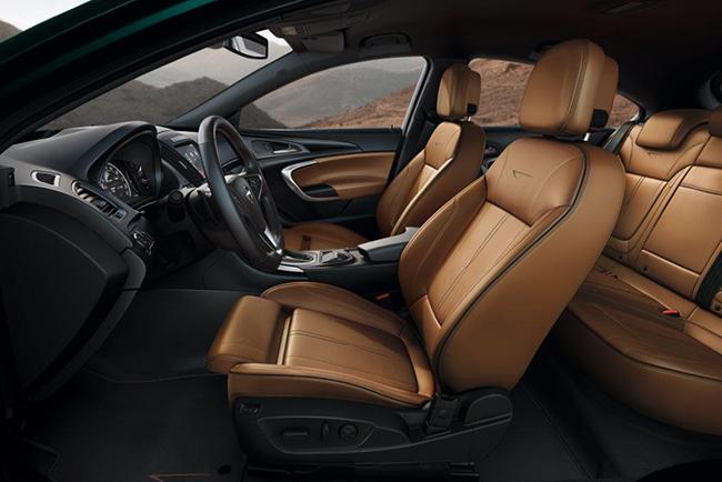 «День открытых дверей с новым Opel Insignia»