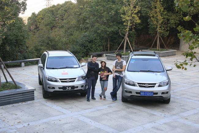 Автопробег: на BYD S6 по Китаю