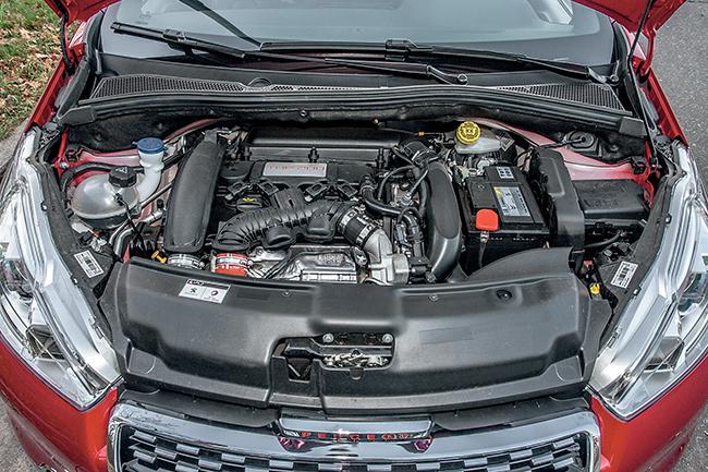 Тест-драйв Peugeot 208 GTi
