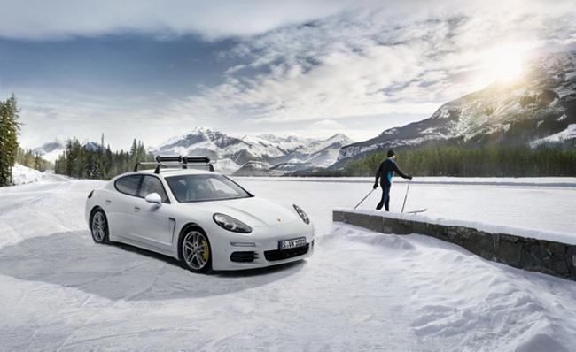 Офіційний сервіс Porsche пропонує сезонну діагностику автомобілів за спеціальною ціною