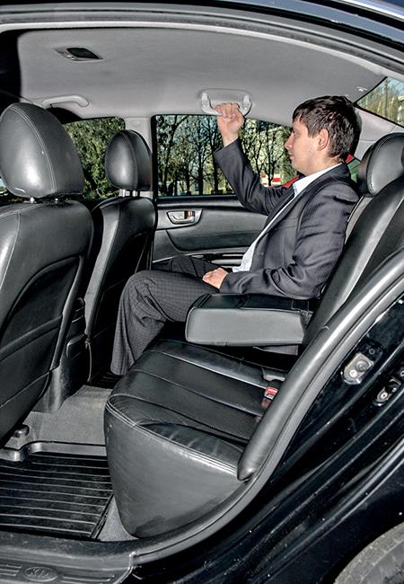 Сравнительный тест Chevrolet Epica - Kia Magentis
