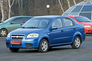 Тест-драйв Dacia/Reanault Logan