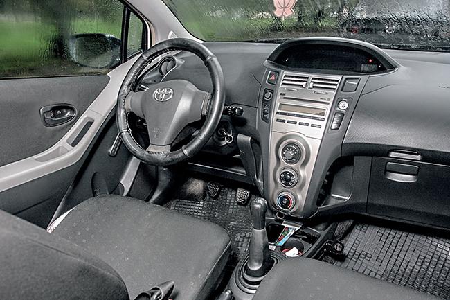 Сравнительный тест Honda Jazz, Mitsubishi Colt, Suzuki Swift, Toyota Yaris