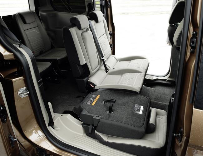 Ford Tourneo Connect получит украинскую подписку в январе