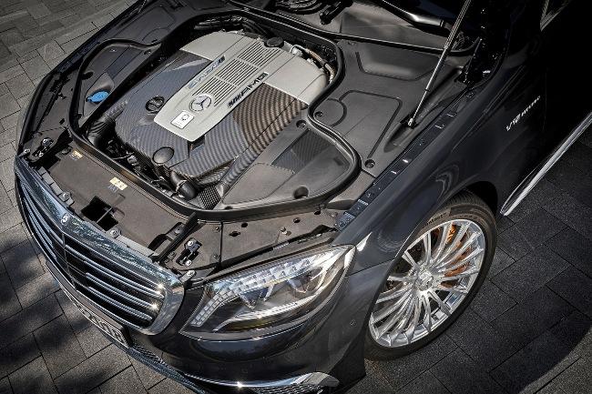 Новый Mercedes S65 AMG