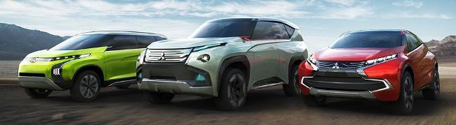 новинки Mitsubishi