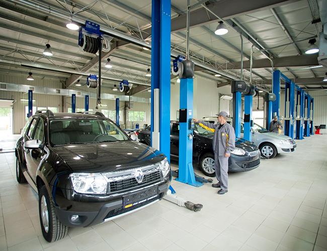 Зимняя сервисная акция от Renault в «АИС»