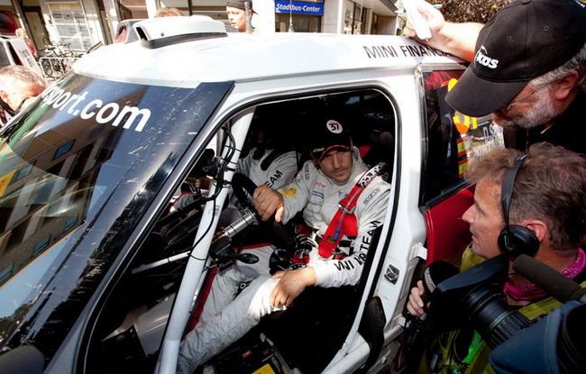 WRC, Ралли Франции: Дани Сордо