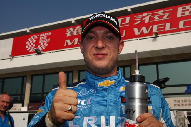 WTCC, традиционная гонка в Макао не оставляет равнодушных