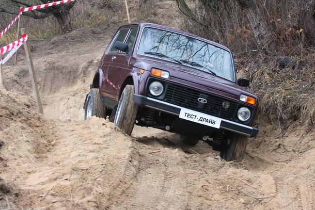 Lada 4x4 - старая Нива ВАЗ-212114 увеличила свою долю в продажах на 47 %.