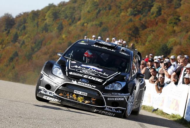 WRC, Ралли Франции: Микко Хирвонен