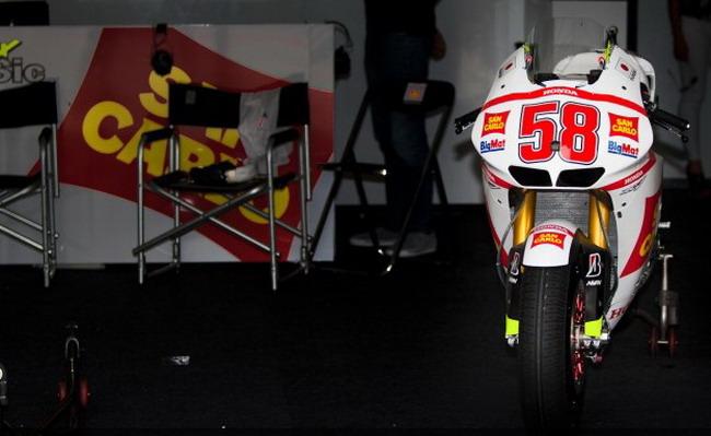 На этапе MotoGP погиб мотогонщик Марко Симончелли