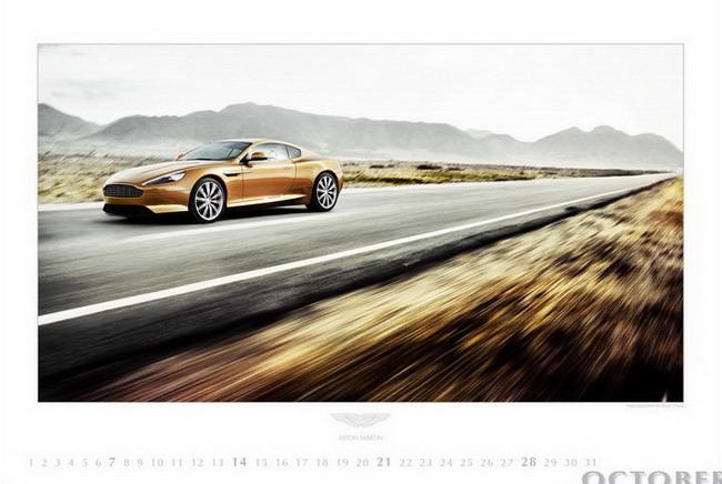 Rene Staud Aston Martin