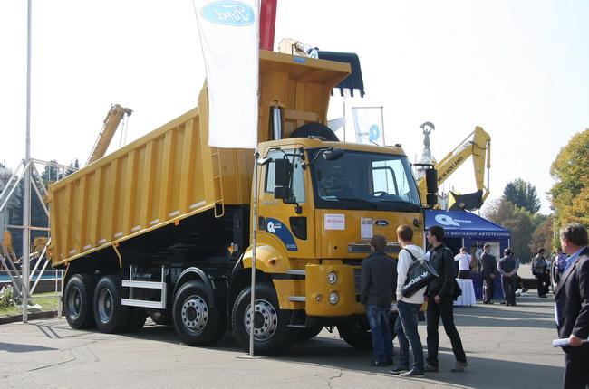 «Автек» представил новую серию Ford Cargo