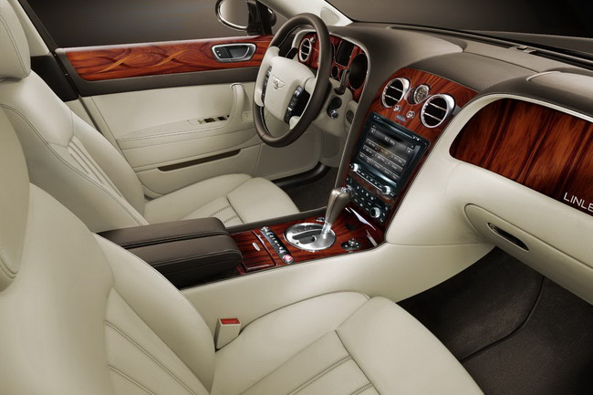 Bentley Continental Flying Spur Linley
