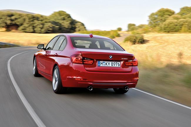 BMW3 2012