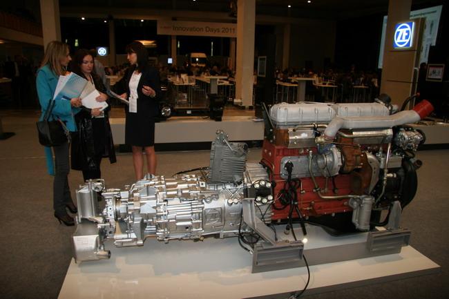 «Дни инноваций 2011» Bosch и ZF