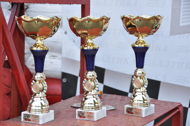 Citroen Racing Team стала бронзовым призером чемпионата по картингу