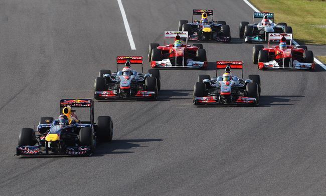 Формула 1 и ГП Японии: Феттель – Чемпион Мира!