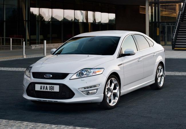 Ford Mondeo + комплект зимних шин в «ВиДи Край Моторз»