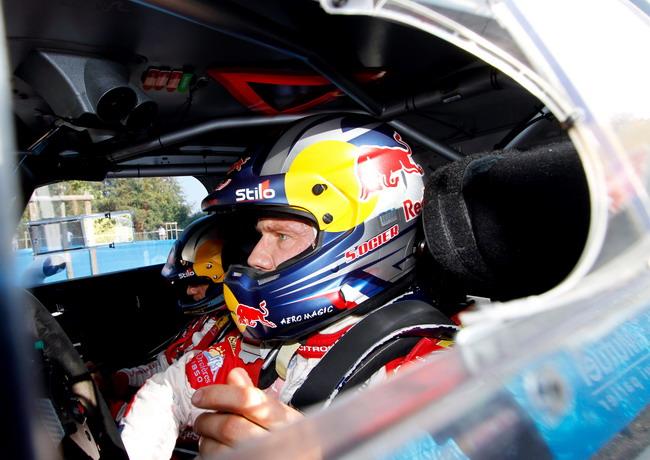 WRC, Ралли Франции: Себастьян Ожье