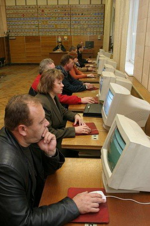 ГАИ меняет права без сзади экзаменов
