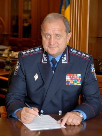 Министра внутренних дел повысили в звании