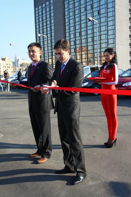 BYD вернулся в Украину и планирует стать №1 на рынке
