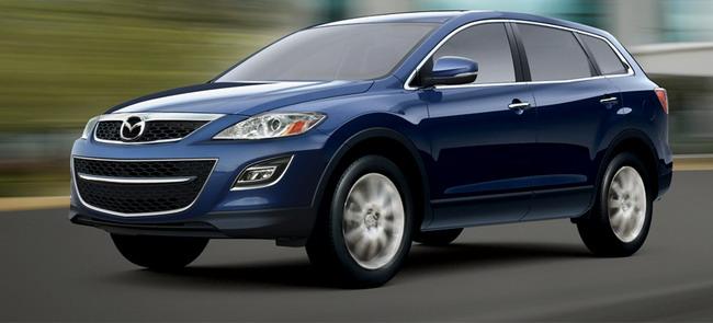 Ко Дню автомобилиста «ВиДи Скай Моторз» дарит подарки всем покупателям Mazda