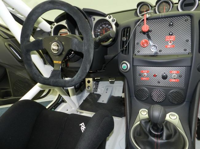 Nissan 370Z NISMO RC Racer