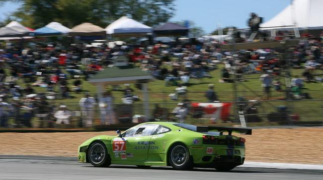 """""""Маленький Ле Ман-2011"""", в любительским классе LM GTE Am победила американская команда Krohn Racing на старой Ferrari F430"""